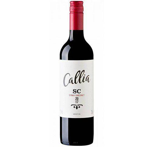 Callia Alta Syrah/ Cab