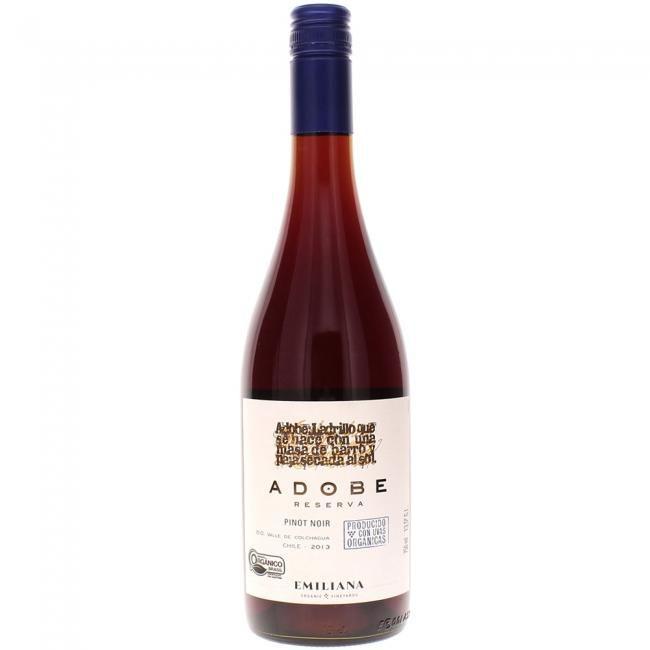 Adobe Pinot Noir
