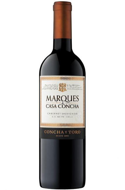 Marques de Casa Concha (Cab, Merlot, Carmenere, Pinot Noir, Chardonnay, Syrah)