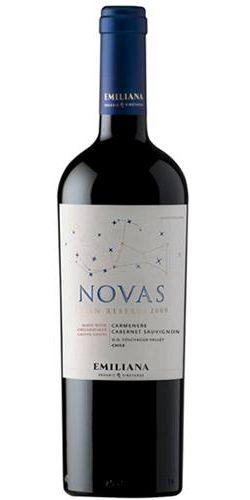 Novas Emiliana Cabernet