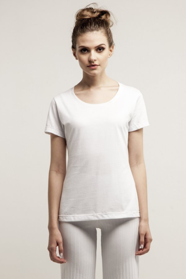 Camiseta Basiquinha 100% algodão