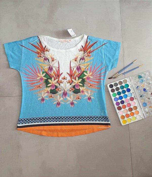 blusa miss florida