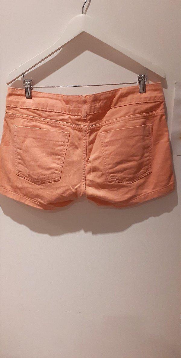 Short saia neon