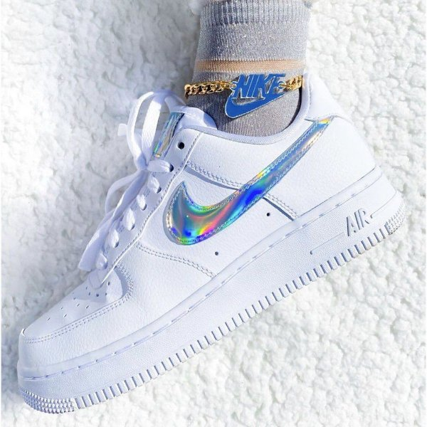 NIKE AIR FORCE BCO HOLOGRAFICO