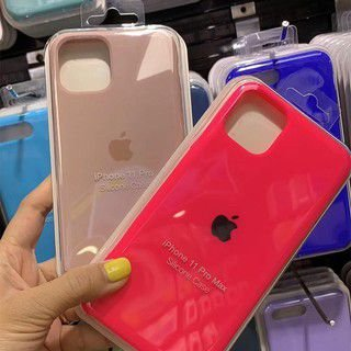 Silicone Case for Iphone 11 12 PRO MAX Mini 6 6s 7 8 Plus XR Protective Case X XSMAX Liquid Soft Casing Half covered