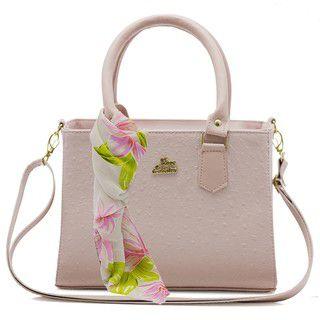 Bolsa Feminina Kit Com 3 Bolsas uma Grande+Pequena+Bau Top