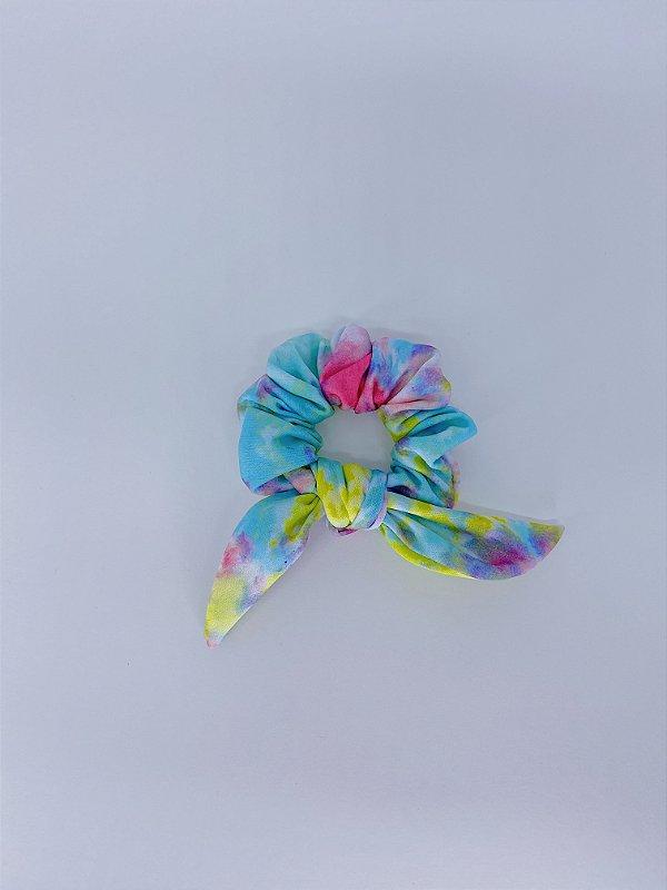 Scrunchie Tie Dye - candy colors