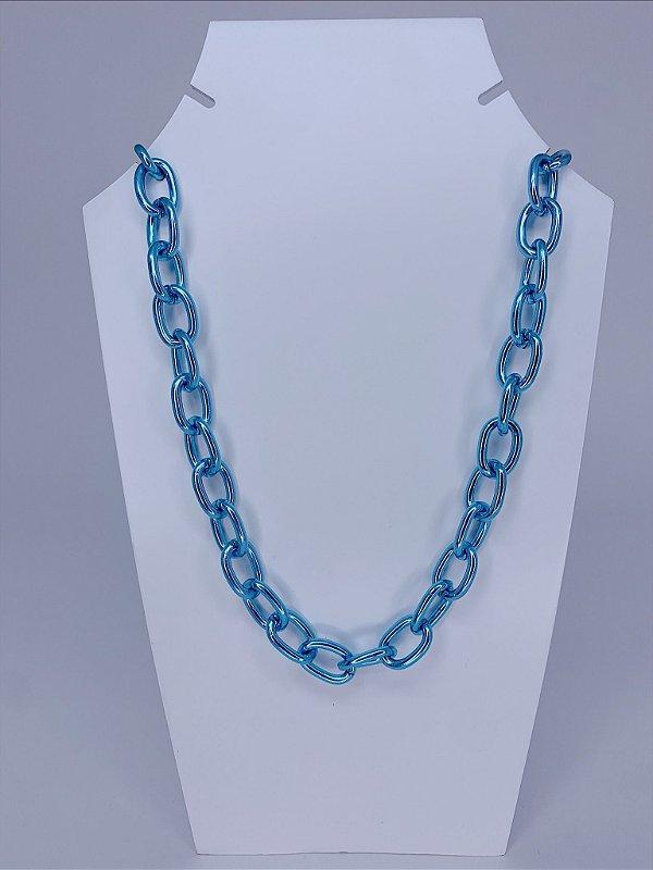Corrente Lívia - azul