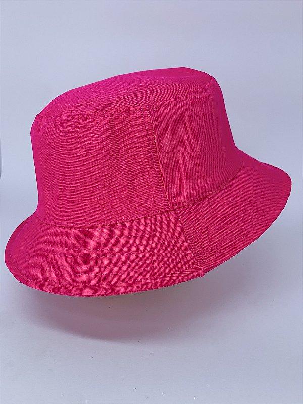 Chapéu bucket - pink