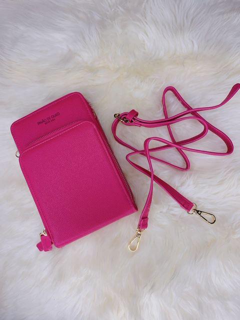 Bolsa Lulu -  Pink