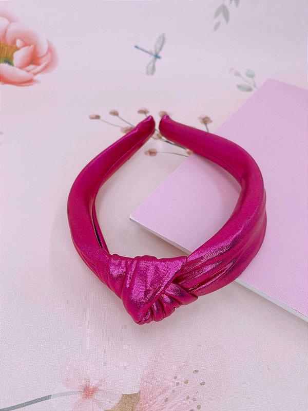 Arco nó pink metalizado