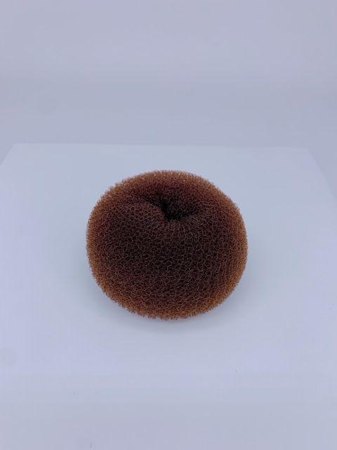 Enchimento de coque tamanho M - preto, marrom ou bege