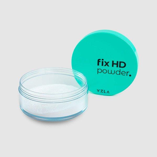 Pó translucido fix HD powder
