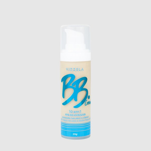 BB Cream fps 30 - vizzela- cor 1,5