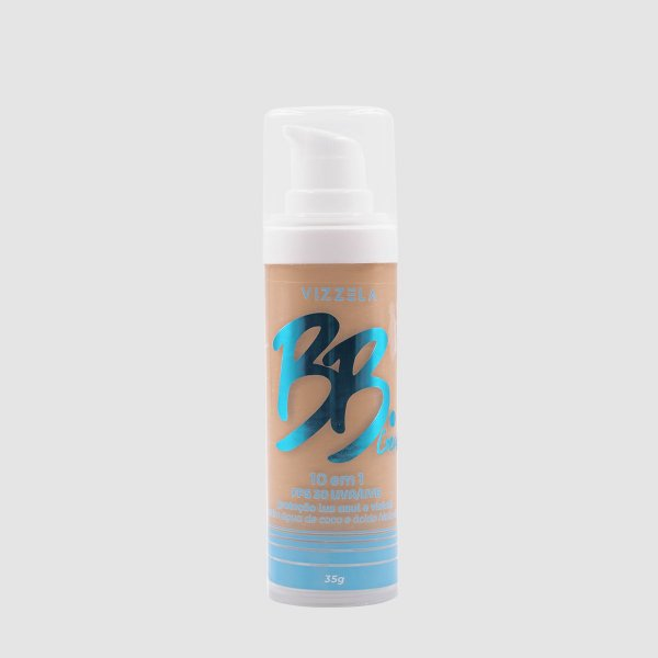 BB Cream fps 30 - vizzela- cor 03