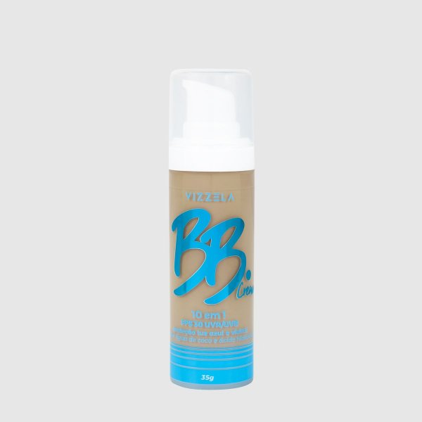 BB Cream fps 30 - vizzela- cor 4,5