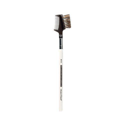 Pincel pente e escova para cílios e sobrancelhas W119- Macrilan