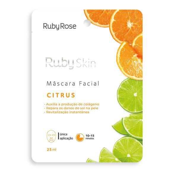 Mascara facial citrus- Ruby rose