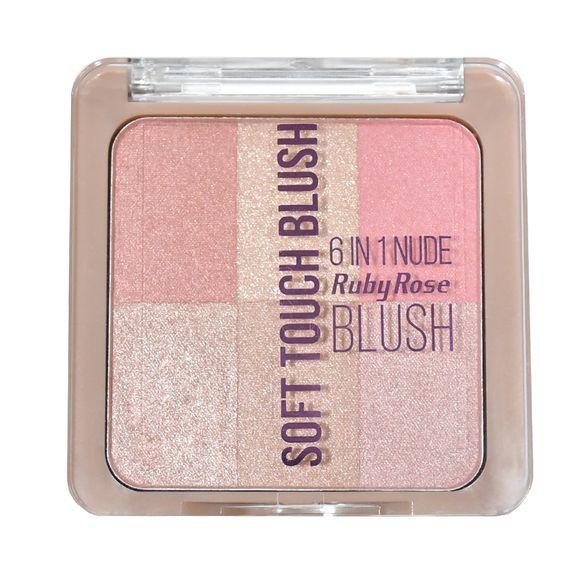 Blush soft touch - cor 02