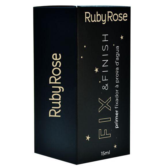 Primer Fix e Finish a prova d'agua - Ruby Rose