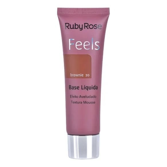 Base FEELS brownie 20-Ruby Rose