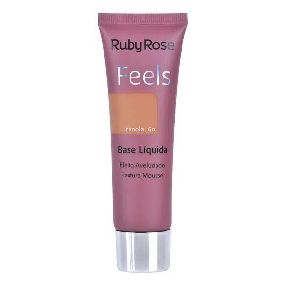 Base FEELS  canela 60 -Ruby Rose