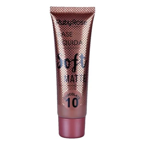 Base  SOFT MATTE chocolate 10 -Ruby Rose