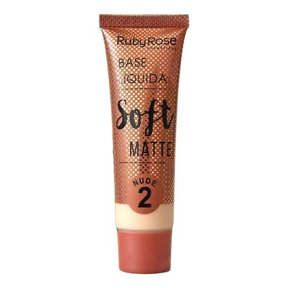 Base SOFT MATTE nude 2 - Ruby Rose
