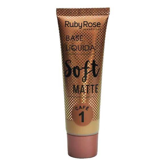 Base SOFT MATTE café 1- Ruby Rose