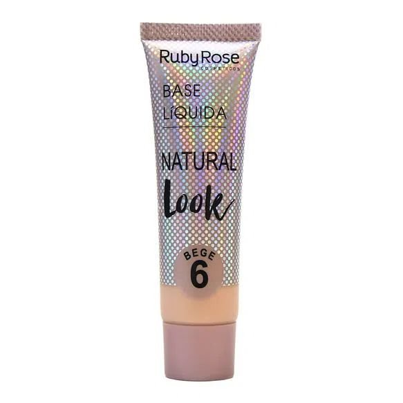 Base NATURAL LOOK bege 6-Ruby Rose