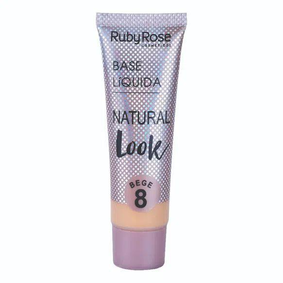Base NATURAL LOOK bege 8-Ruby Rose