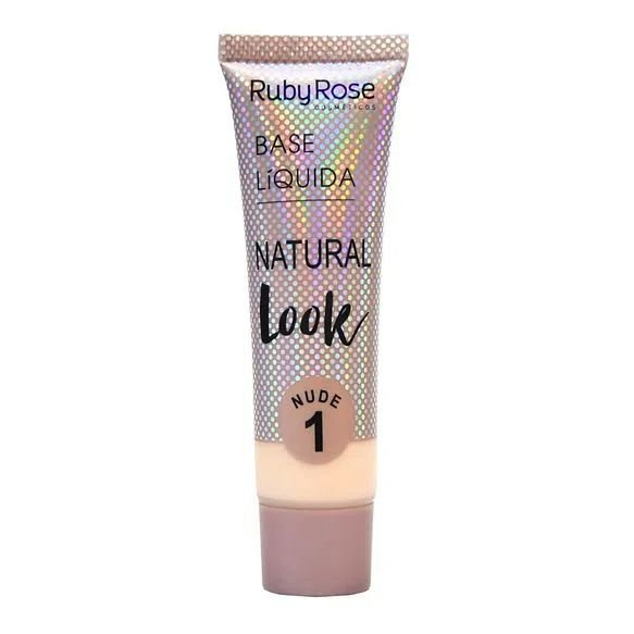 Base NATURAL LOOK  nude 1-Ruby Rose