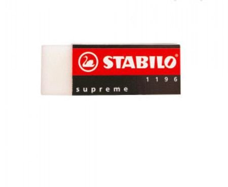 Borracha Supreme 1196 STABILO