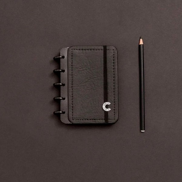 CADERNO INTELIGINE Black Ecológico