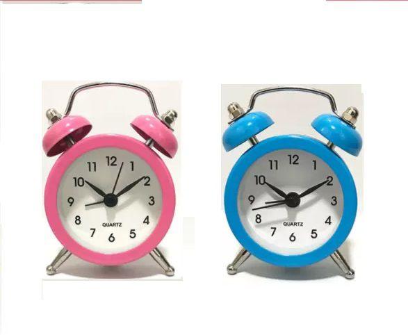 Relógio Despertador Pequeno MONE - Sortido
