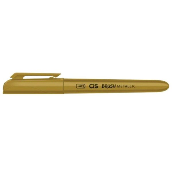 CIS Brush Metallic Ouro