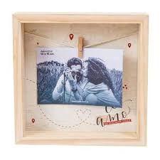Porta Retrato Varal Amor Infinito UATT