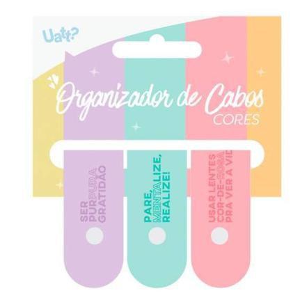 Organizador de Cabos Cores UATT