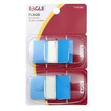 Marcador de Páginas Flags Azul - EAGLE