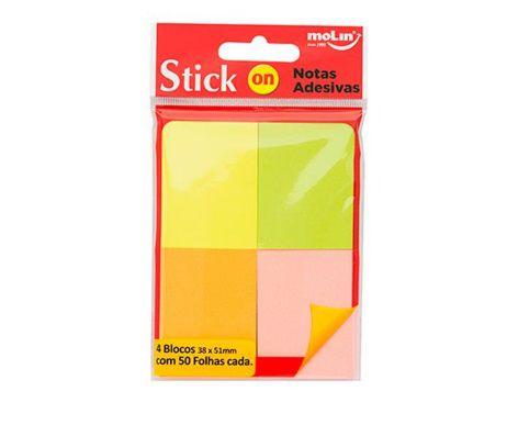 Stick Note Adesivo MOLIN