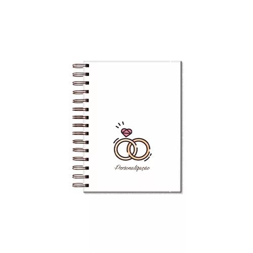 Planner do Casamento Good Match - Lemon Pin by Evertop