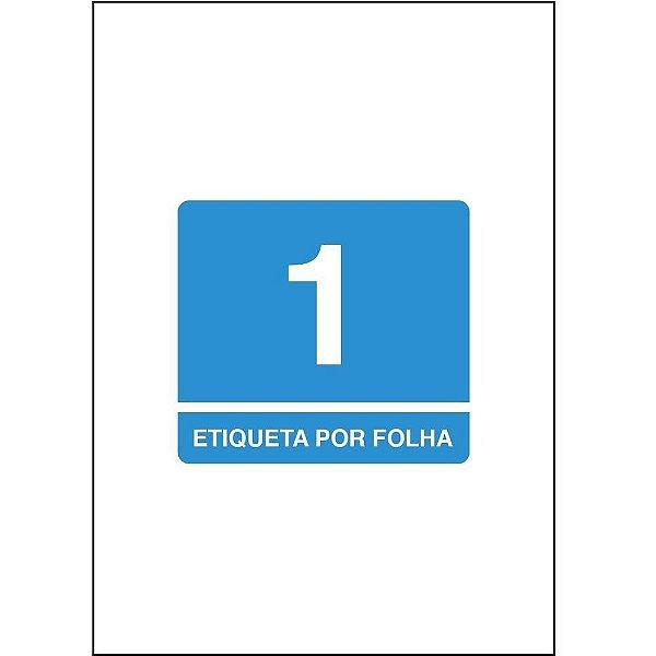 Etiqueta Adesiva TILIBRA A4 (TB4267) 25 fls