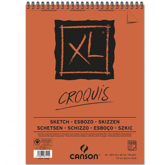 Croquis CANSON A4