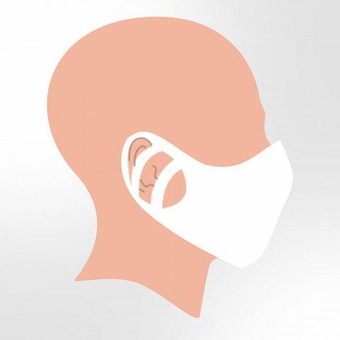 Máscara Descartável DAC