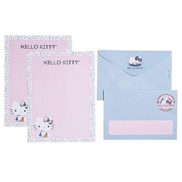 Papel de Carta Hello Kitty Cute - TECA
