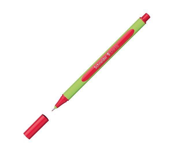 Caneta Fineliner SCHNEIDER Line-Up - Vermelho