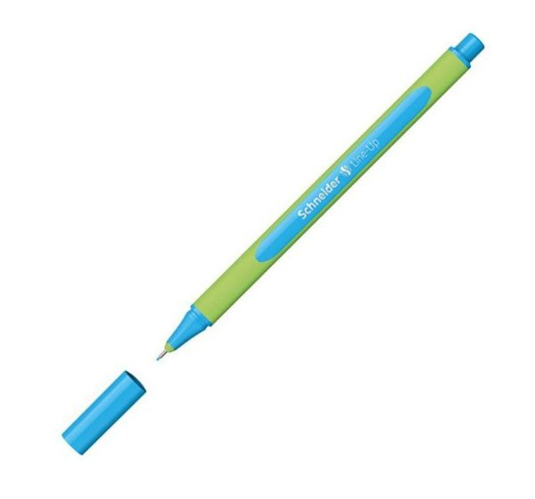 Caneta Fineliner SCHNEIDER Line-Up - Azul Claro