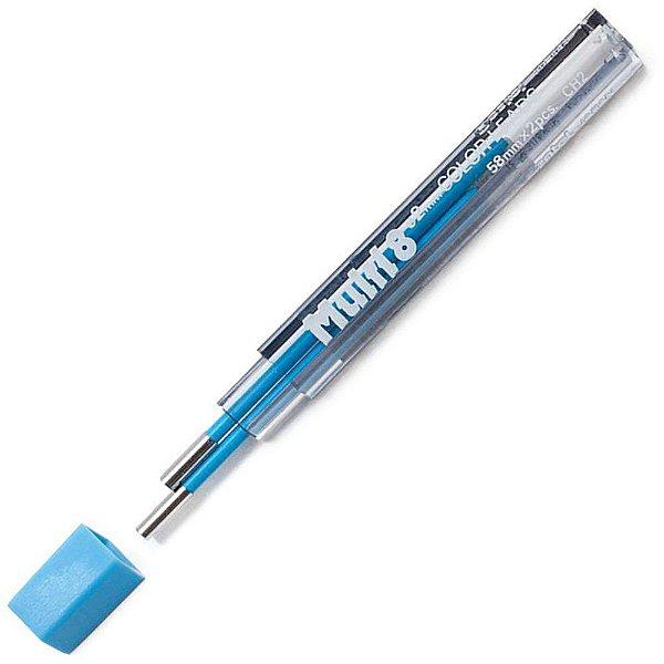 Grafite PENTEL 2.0mm Azul Céu