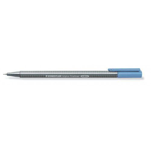 Caneta STAEDTLER Triplus Fineliner Azul Pastel