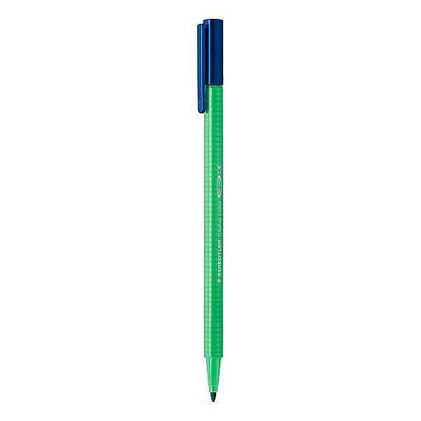 Caneta STAEDTLER Triplus Fibre-Tip Verde Pálido